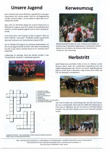 Reiternachrichten Juli – Dezember 2017